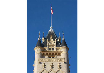 "<p class=""title"">Spokane County Courthouse Tower Restoration Angled</p><p class=""address"">Spokane County 