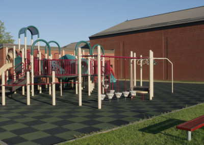 School Age Addition Play Structure