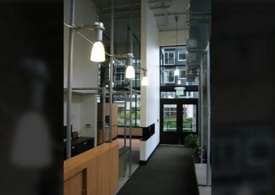 Belltown Dental Hallway