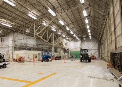 Hangars 1001-1019